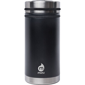 MIZU V5 Isolierte Flasche with V-Lid 500ml enduro black